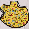 Yellow Gears Apron Bib