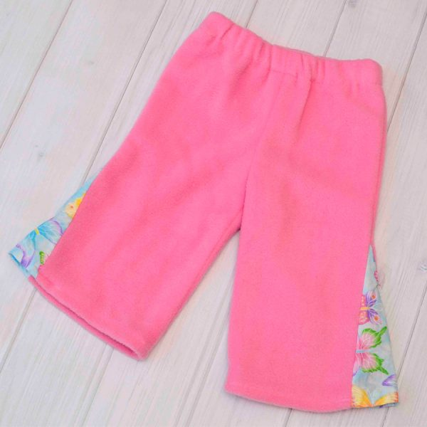 Butterfly Fleece Pants