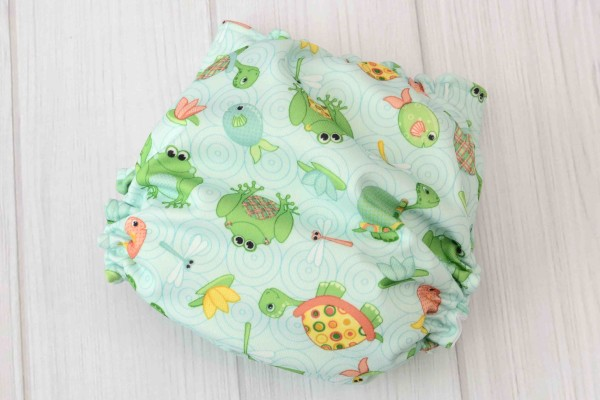 Pond Friends Cloth Diaper Cover