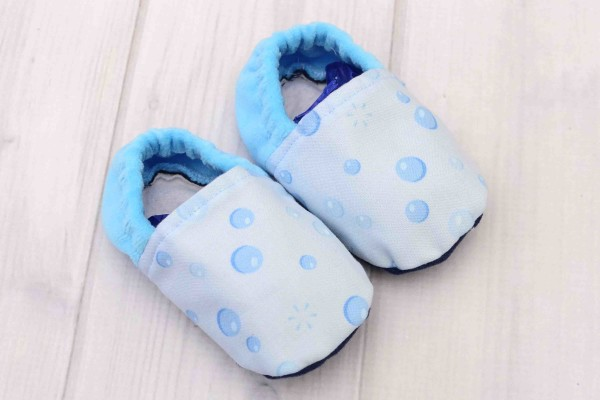 Bubbles Baby Shoes