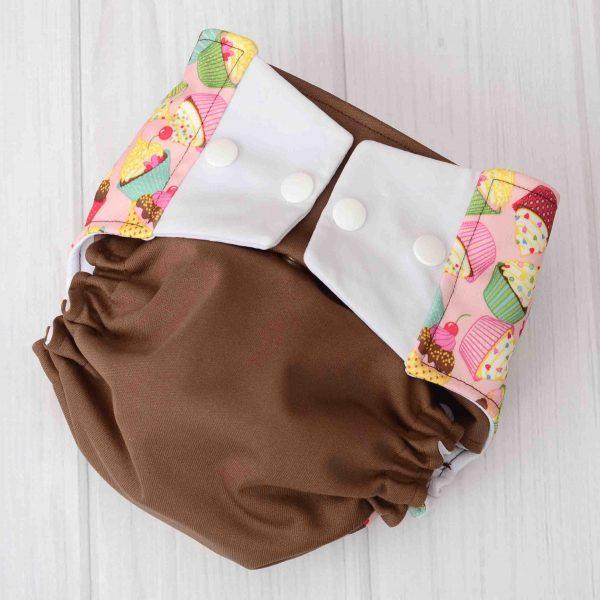 Cupcake Diaper