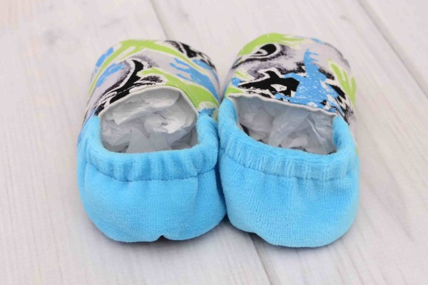 Dinosaur Baby Shoes