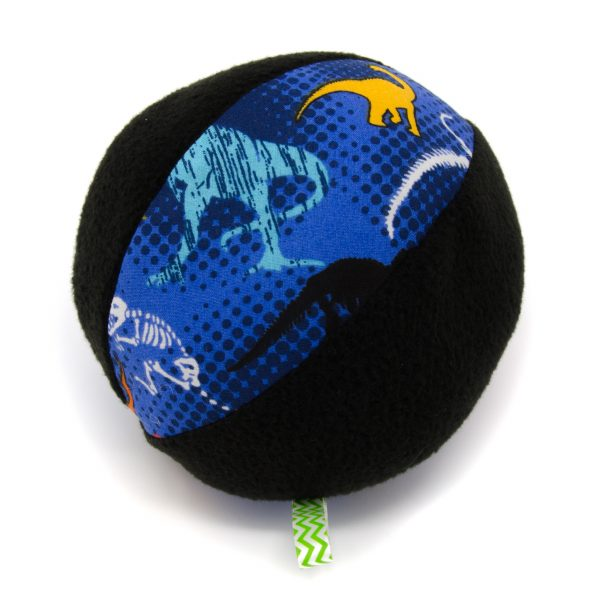 Dinosaur Rattle Ball