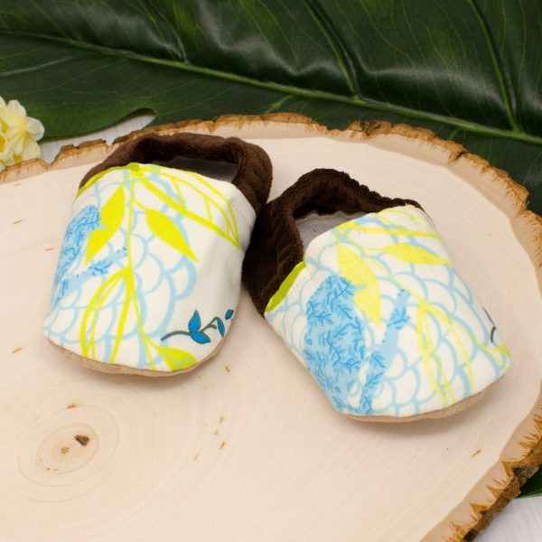 Hummingbird Baby Shoes