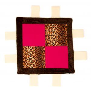 Cheetah Sensory Blanket