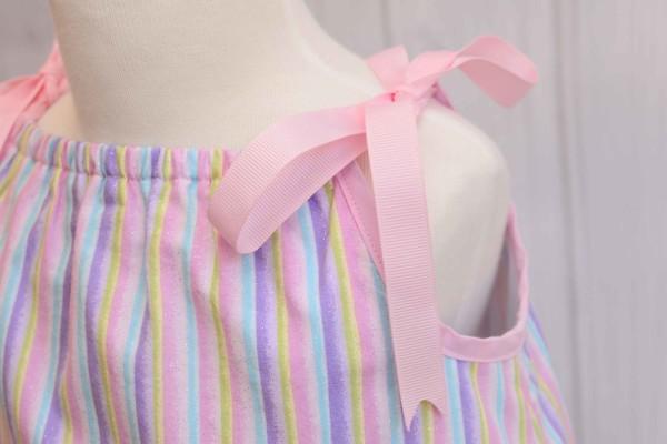 Stripe Pillowcase Dress