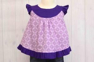 Purple Swing Top