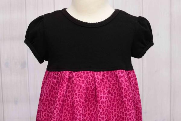 Pink Cheetah Dress
