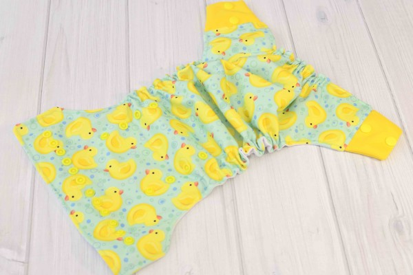 Ducks Cloth Diaper Cover