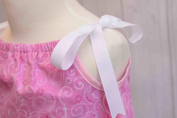 Pink Glitter Pillowcase Dress