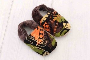 Tanks Baby Shoes