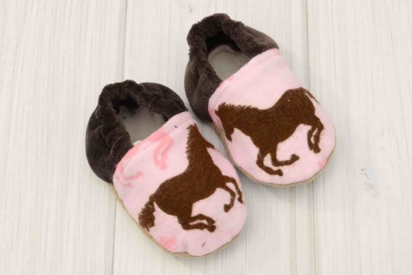 Horses Baby Shoes