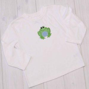 Frog Applique Shirt