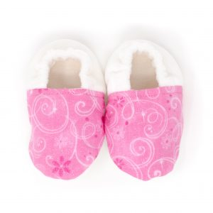 Pink Swirl Shoes