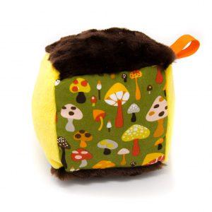 Mushroom Rattle Block