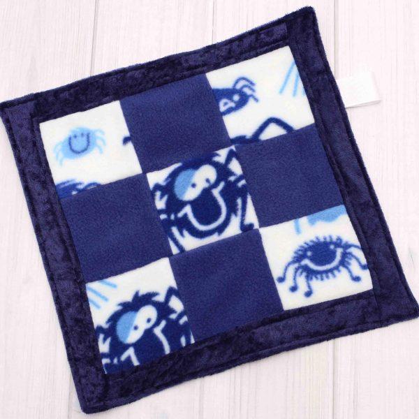 Spider Sensory Blanket Toy