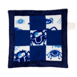 Spider Sensory Blanket Toy