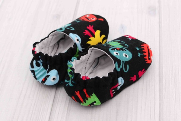 Monster Baby Shoes