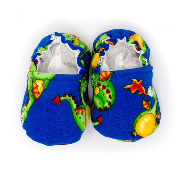 Dragon Baby Shoes