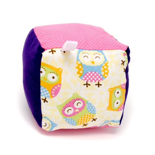 Owls Rattle Block