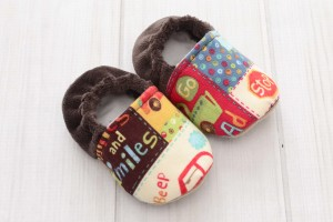 Cars Baby Shoes