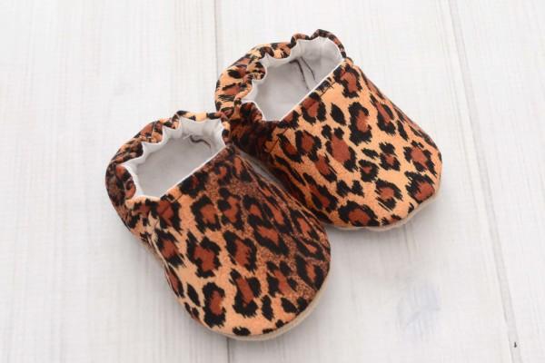 Cheetah Baby Shoes