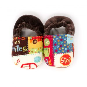 Car Baby Shoes