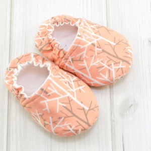 Tree Baby Shoes