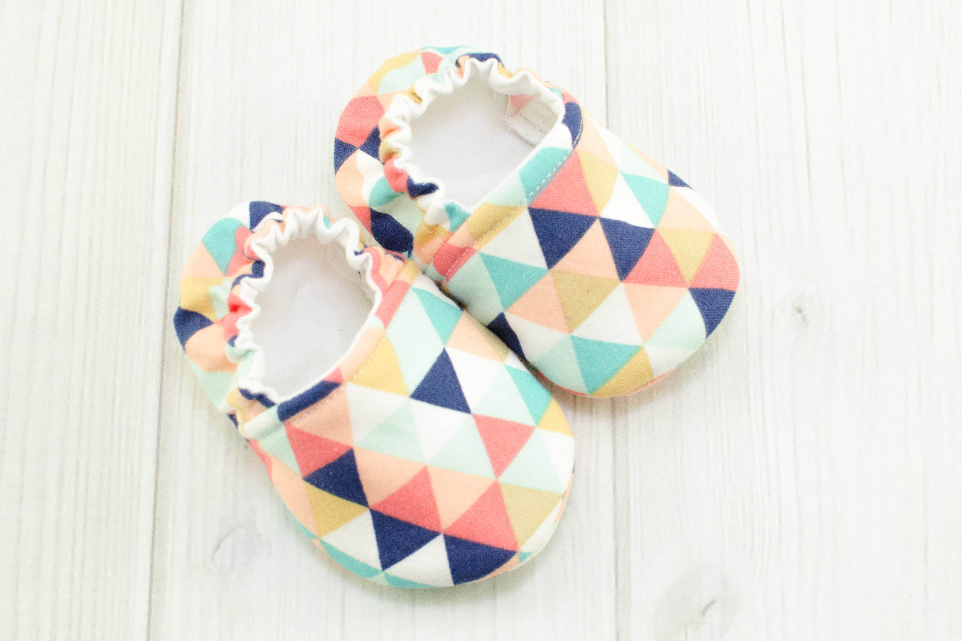 Cloth Flexible Sole Shoes For Babies