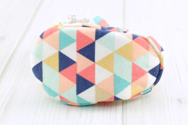 Triangles Baby Shoes