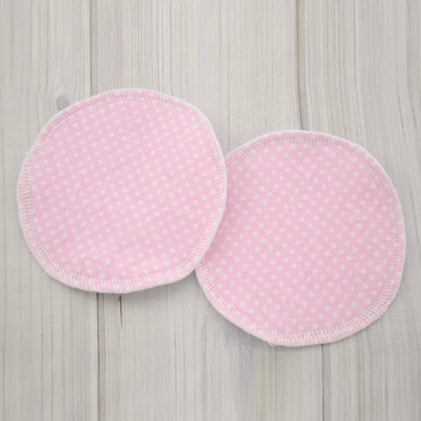 Pink Nursing Pads