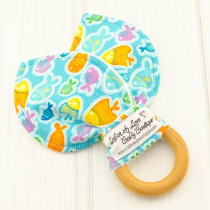 Fish Teething Ring