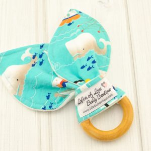 Fishing Teething Ring