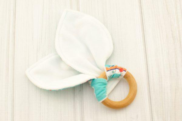Fishing Teething Ring