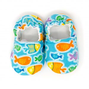Fish Baby Shoes