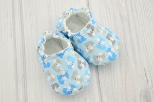 Blue Fox Baby Shoes