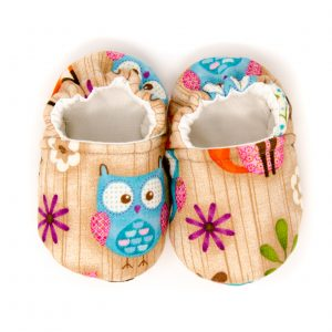 Woodland Critter Shoes