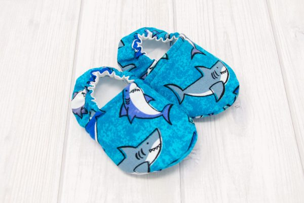 Baby Shark Baby Shoes
