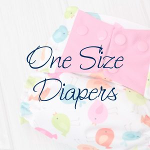 One Size Diapers