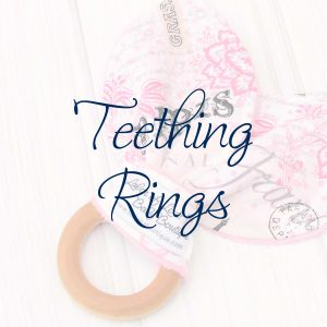 Baby Teething Rings