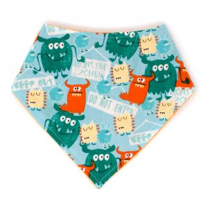 Monster Zone Bandana Bib