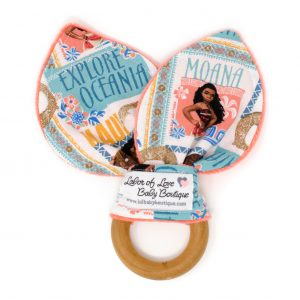 Moana Teething Ring