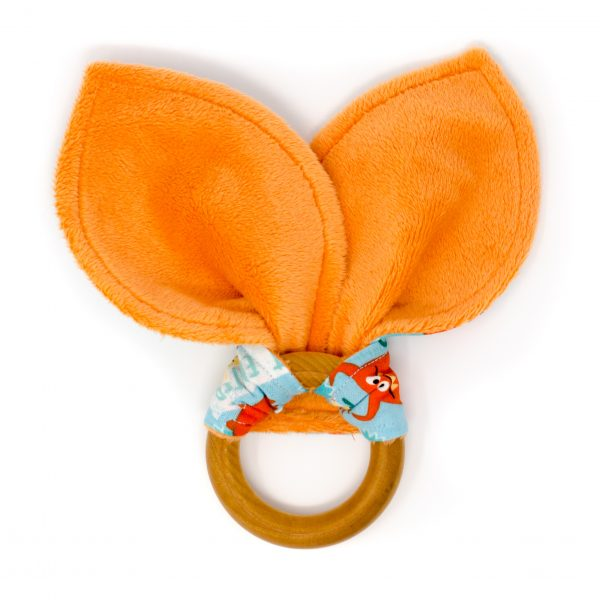 Monster Zone Teething Ring