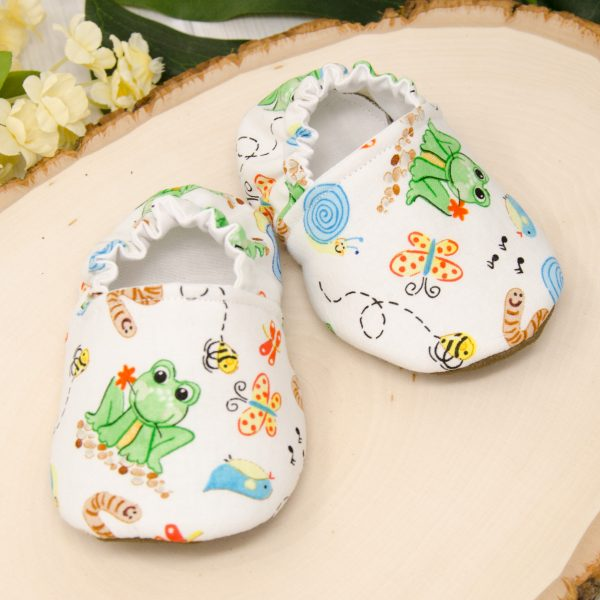 Backyard Critters Baby Shoes